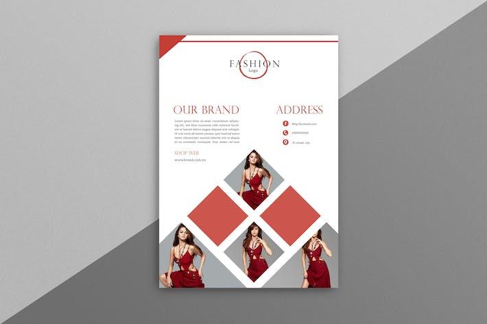 Thumbnail for Fashion Flyer 11