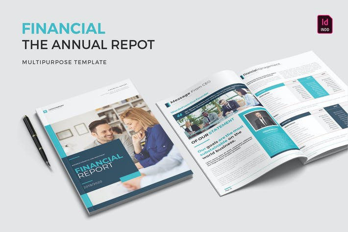 Thumbnail for Financial Report | Annual Report