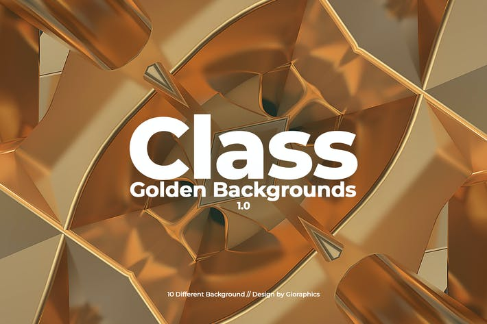 Thumbnail for Class Golden Backgrounds