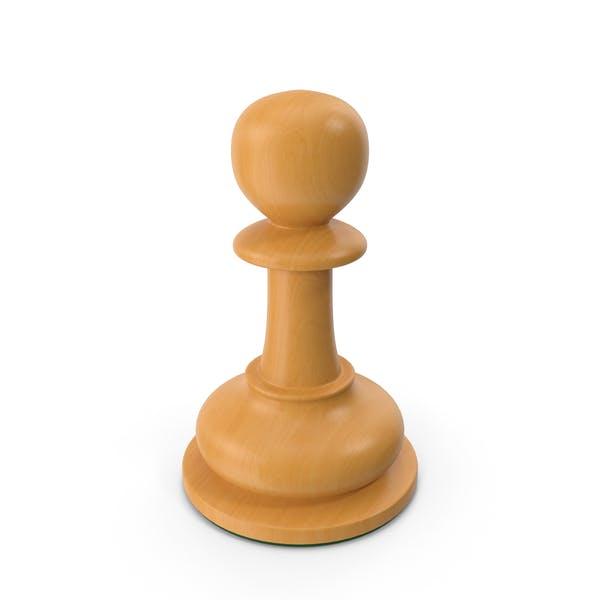 Chess White Pawn