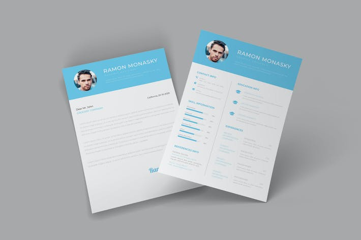 Thumbnail for Cleanea CV Resume