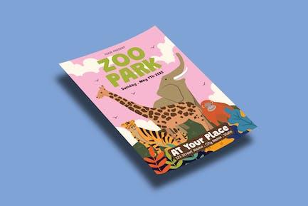 Zoo – Flyers Template
