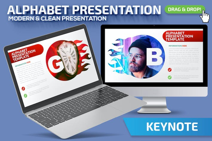 Thumbnail for Letter Keynote Presentation