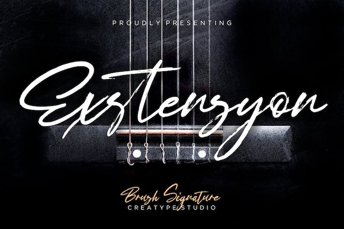 Cover Image For Exstensyon Brosse Signature