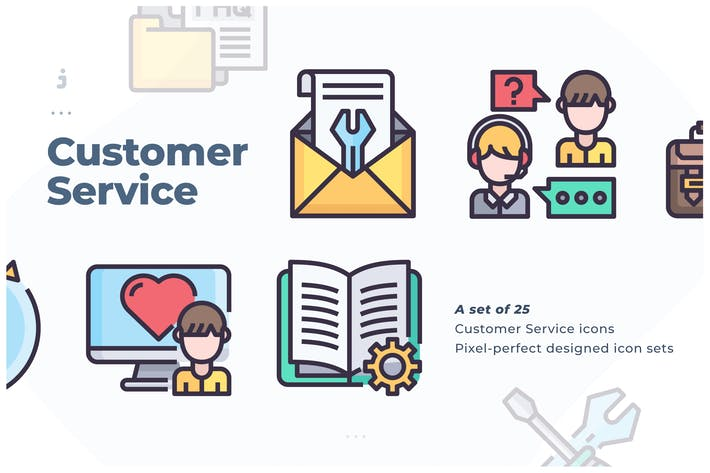 Thumbnail for 25 Customer Service icon
