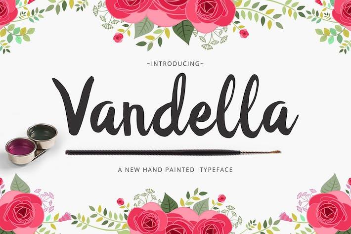 Thumbnail for Vandella Script