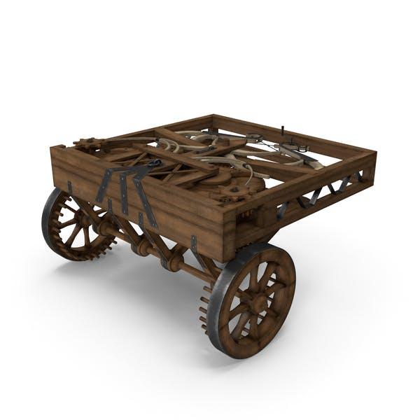 Leonardo Da Vinci Automobile