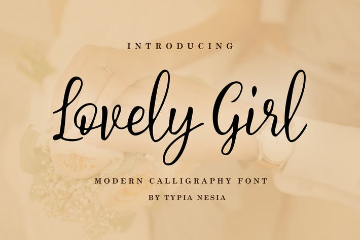 Thumbnail for Lovely Girl