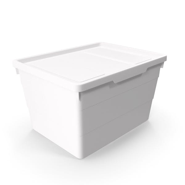 Storage Containers with Lid
