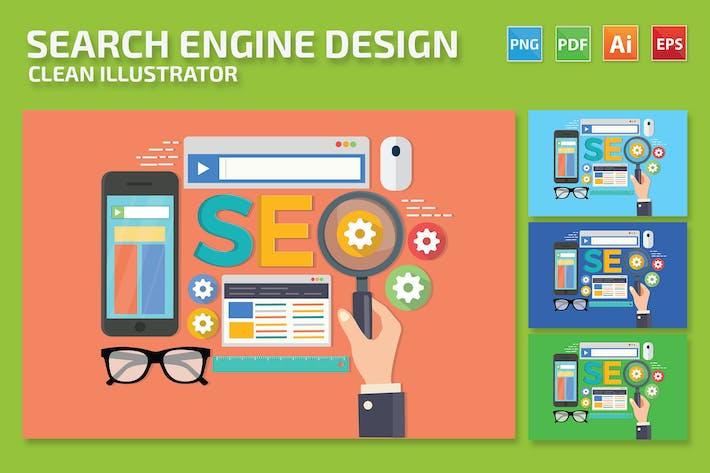 Thumbnail for SEO Design