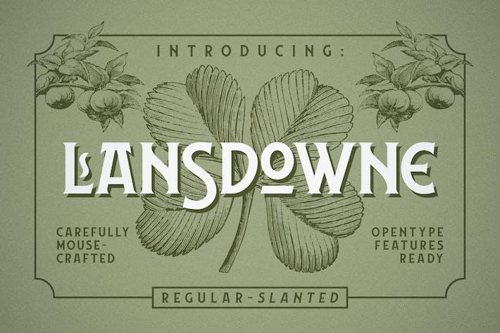 Thumbnail for Lansdowne
