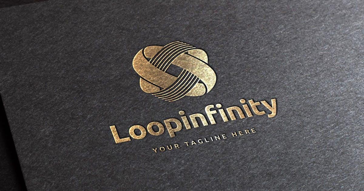 Download Loop Infinity Logo Template by empativo