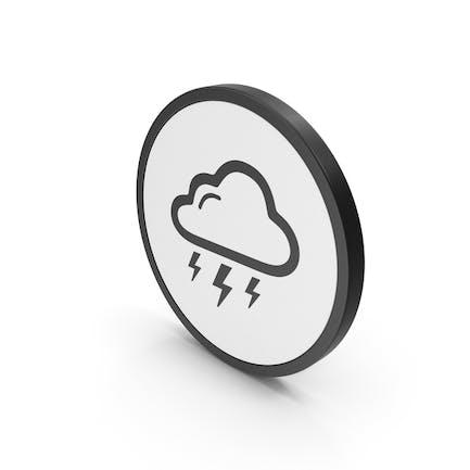 Icon Weather Thunderstorm