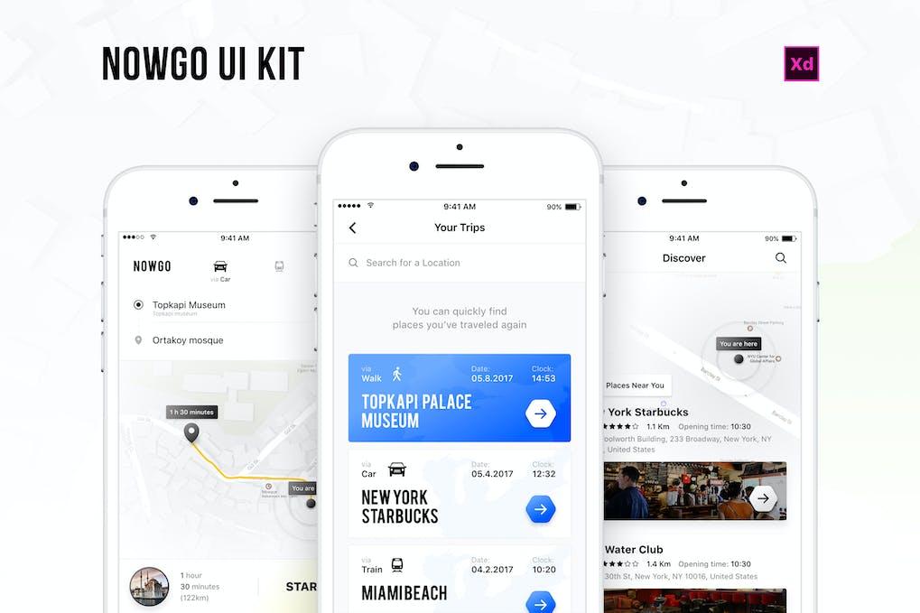 Nowgo-UI-Kit