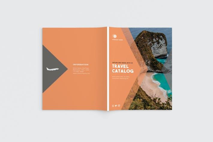 Thumbnail for Travel Catalogue Brochure