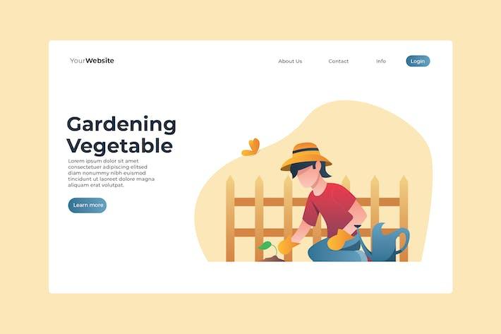 Thumbnail for Gardening Vegetable