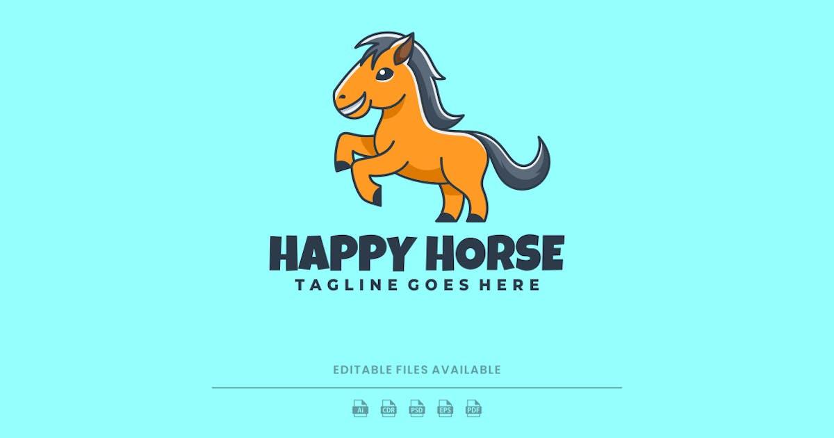 Download Horse Cartoon Logo by artnivora_std