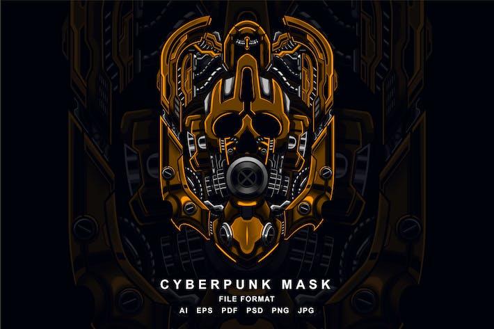 Thumbnail for Cyberpunk Mask