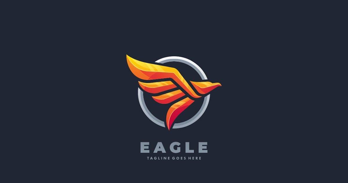 Download Eagle Badge Modern Logo Template by ivan_artnivora