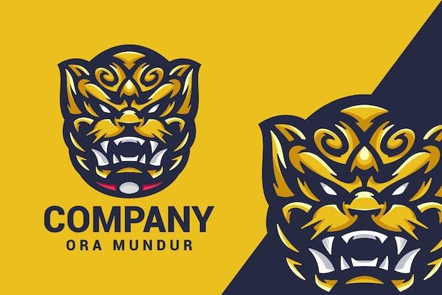 Lion Logo Mascot