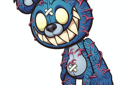 Scary Teddy