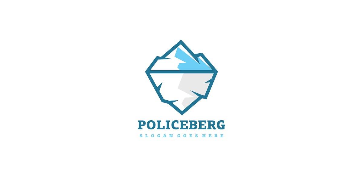 Download Iceberg Logo by 3ab2ou