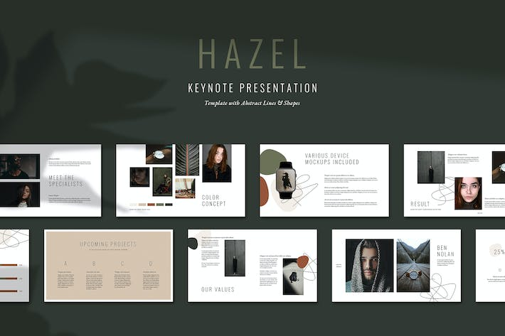 Thumbnail for Keynote Presentation HAZEL