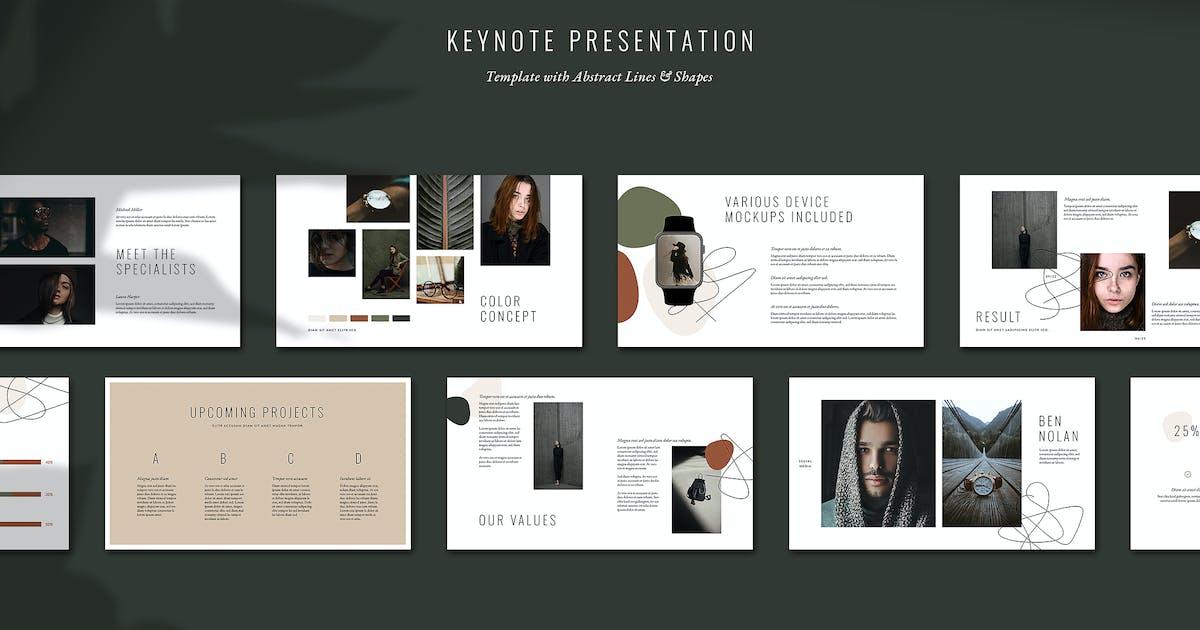 Download Keynote Presentation HAZEL by AgataCreate