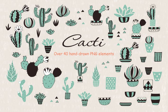 Cover Image For Cacti