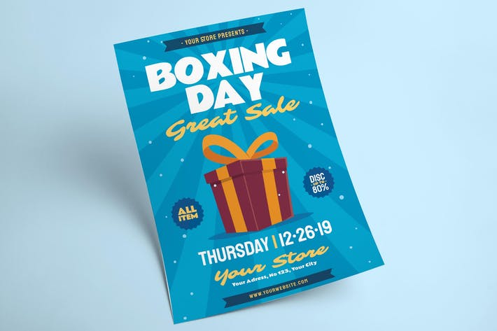 Thumbnail for Boxing Day Flyer