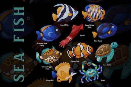 Peces de Mar