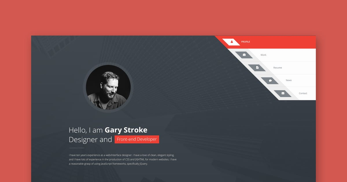Download Premiumlayers - Responsive HTML vCard/Resume by PremiumLayers