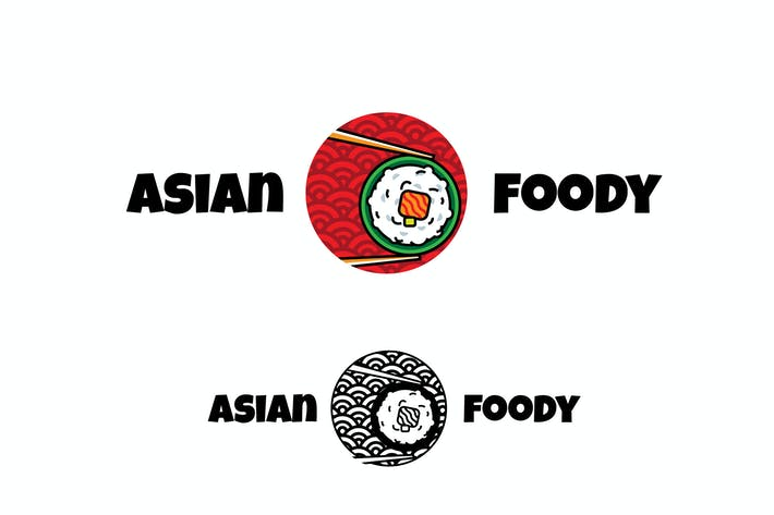 Thumbnail for Asian Foody - Mascot & Esport Logo