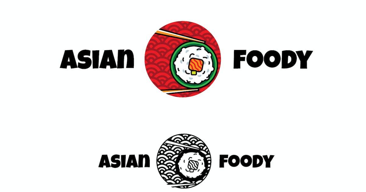 Download Asian Foody - Mascot & Esport Logo by aqrstudio