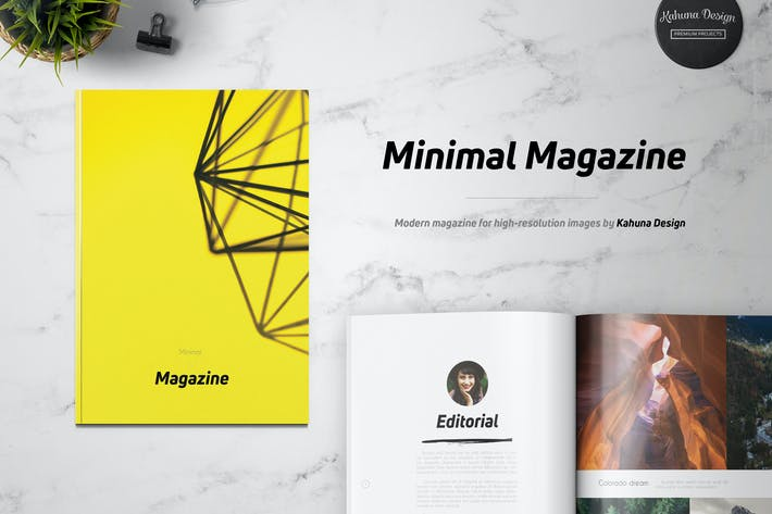 Thumbnail for Minimal Pro Magazine