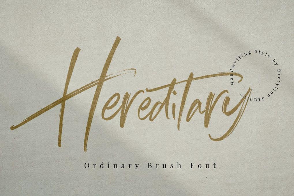 Hereditary-Script
