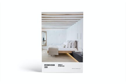 Interior Design Brochure Catalog