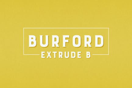 Burford Extrude B