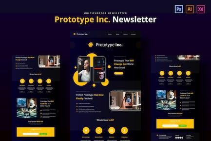 Prototype Newsletter