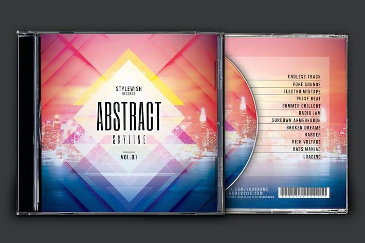 Thumbnail for Abstract Skyline CD Cover Artwork