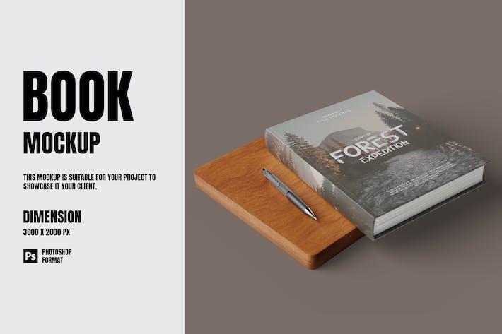 Buch - Mockup