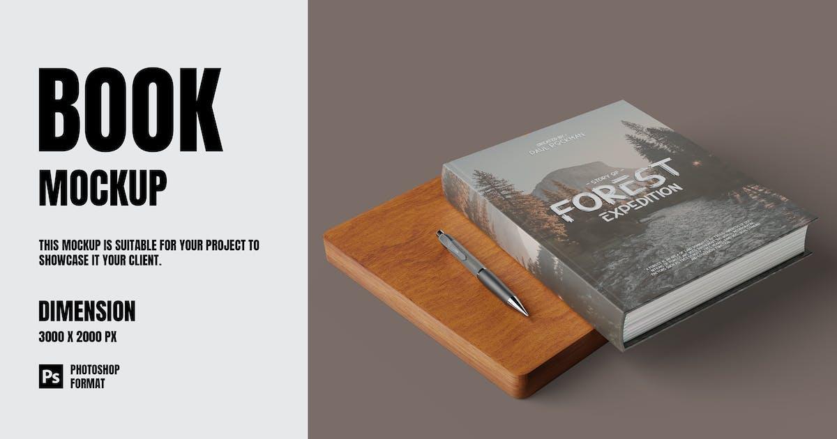 Download Book - Mockup by raseuki