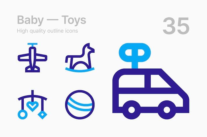 Baby — Toys