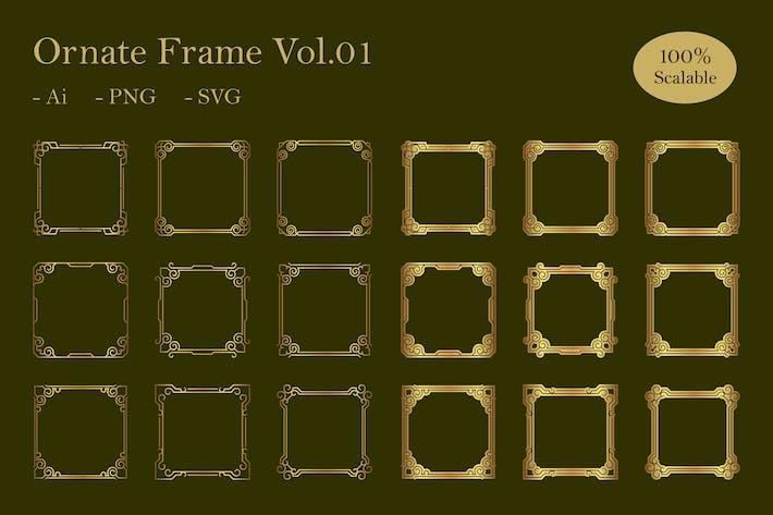 Ornate Frames