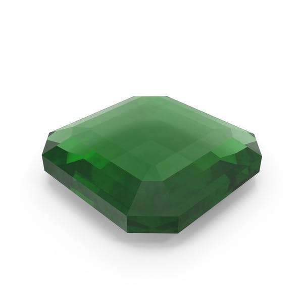 Cover Image for Square Emerald