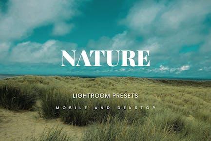 Nature Lightroom Presets Dekstop and Mobile