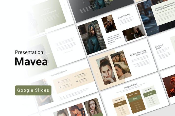 Thumbnail for Mavea Google Slides