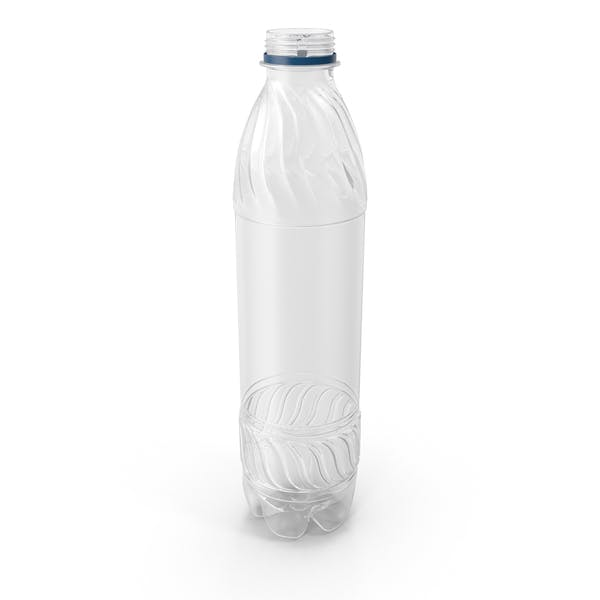 Пластиковая бутылка воды
