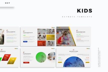 Kids - Keynote Template