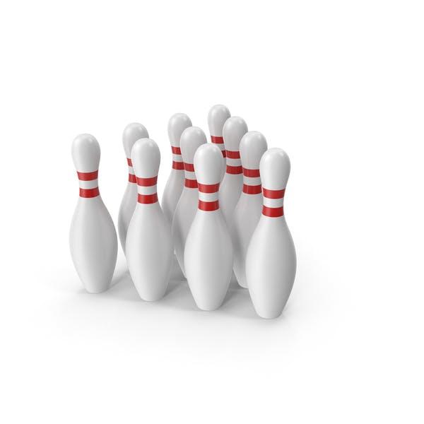 Thumbnail for Bowling Pins Set